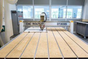 CNC Router Machine DT 2030S - фрезерно-гравильный станок предприяти ЧУП «Самелго-Плюс»