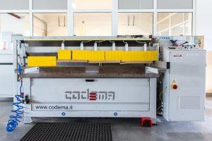 CODEMA 2100 T1 - станок для обработки легких материалов