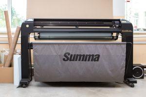 Summa S 120 D - обеспечивает сверхточную резку