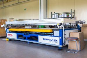 COMSS Seriplan-EX - оборудование для шелкотрафаретной печати