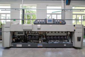 GEMY 8 BAVELLONI - оборудование для обработки плоско кромки