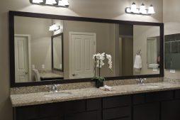 Зеркала в ванную - все разновидности